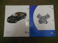 2008 VW Self Study Program CC Overview 4.2L V8 Service Training Manual SET 08