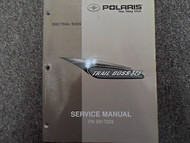 2002 POLARIS Trail Boss 325 ATV QUAD Service Shop Repair Manual FACTORY OEM BOOK