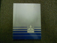 1987 MITSUBISHI Galant Service Repair Shop Manual VOL 2 Electrical OEM BOOK 87