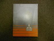 1990 MITSUBISHI Recall Bulletin Service Repair Shop Manual FACTORY OEM BOOK 90