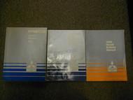 1990 MITSUBISHI Precis Service Repair Shop Manual 3 VOLUME SET FACTORY OEM 90