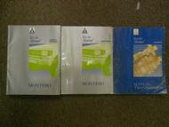 1992 1993 MITSUBISHI Manual Transmission Service Repair Shop Manual FACTORY OEM