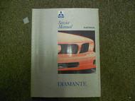1992 1993 MITSUBISHI Diamante Service Shop Manual VOLUME 2 ELECTRICAL FACTORY 93