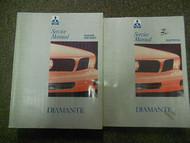 1992 1994 MITSUBISHI Diamante Service Repair Shop Manual SET OEM BOOK 92 94 DEAL