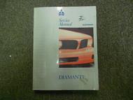 1992 1994 MITSUBISHI Diamante Service Manual Volume 2 ELECTRICAL OEM BOOK 92 94