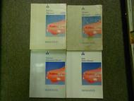 1997 MITSUBISHI Diamante Service Repair Shop Manual FACTORY OEM 4 VOL SET DEAL