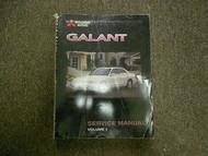 1998 MITSUBISHI Galant Service Repair Manual VOL 1 FACTORY OEM BOOK 98 DEAL