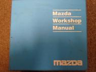 2001 Mazda B-Series Truck Service Repair Shop Manual UPDATED FACTORY OEM BOOK 01