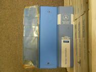 1977 1996 MERCEDES SL SLK S E 170 126 140 129 Quick Reference Microfiche Manual