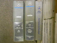 1976 1999 MERCEDES S E SL CLASS 107 114 115 Microfilm Diagnostic Service Manual
