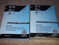 2007 SATURN OUTLOOK Service Shop Manual Set FACTORY DEALERSHIP BRAND NEW OEM 07