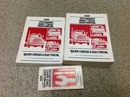 1979 Ford MEDIUM & HEAVY DUTY Truck TRUCKS Service Shop Manual FACTORY OEM