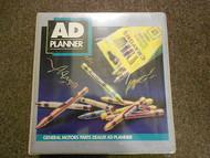1996 1998 ISUZU HOMBRE Illustrated Service Parts Catalog Manual OEM BINDER EDI