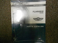 2003 Harley Davidson FLHRSEI2 Model Parts Catalog Manual FACTORY OEM 03 NEW