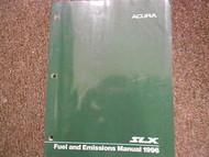 1996 Acura SLX Electrical Service Repair Shop Manual FACTORY OEM BOOK 96
