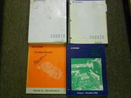 2000 HYUNDAI SONATA Service Repair Shop Manual FACTORY OEM BOOK 00 HYUNDAI