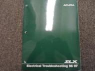 1996 1997 Acura SLX Electrical Service Repair Shop Manual FACTORY OEM BOOK 96 97