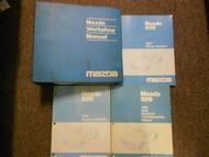 1992 Mazda 929 Service Repair Shop Manual SET FACTORY OEM BOOK 92 GREAT DEAL
