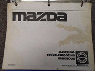 1984 Mazda Electrical Troubleshooting Service Repair Shop Manual FACTORY OEM 84