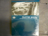2005 Harley Davidson FLSTFSE Service Repair Shop Manual Supplement