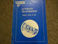 1976 Mazda Automatic Transmission Service Repair Shop Manual FACTORY OEM BOOK 76