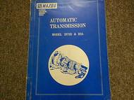 1976 Mazda Automatic Transmission Service Repair Shop Manual FACTORY OEM BOOK 76