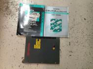 1990 Toyota Celica ALL TRAC 4WD ALL-TRAC Service Repair Shop Manual Set W LOTS