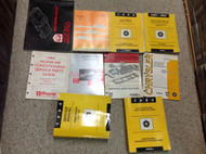 1994 Dodge Ram Truck DIESEL 1500 2500 3500 Service Shop Repair Manual Set OEM