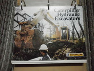 Caterpillar 225 225B 235 235B Excavator Service Manual