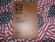 Caterpillar 183B Hydraulic Control Part Book 41V1 1981