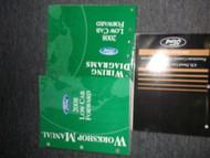 2008 FORD LOW CAB FORWARD Service Shop Repair Manual Set OEM DEALERSHIP 08