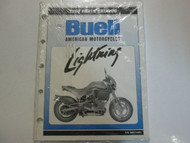 1996 Buell Lightning S1 Motorcycle Parts Catalog Manual FACTORY OEM BOOK NEW 96