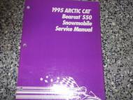 1995 ARCTIC CAT Bearcat 550 Service Repair Shop Manual FACTORY OEM BOOK 95