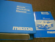 1999 Isuzu Technical Service Bulletin Repair Shop Manual Set OEM FACTORY 99
