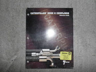 1992 Caterpillar Hose & Couplings Guide 7th Edition CAT