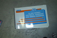 1991 Chevy Express Wiring Repair Service Shop Manual 91