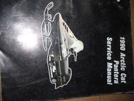 1990 Arctic Cat Pantera Service Repair Shop Manual FACTORY OEM BOOK 90 ARCTIC