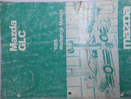 1984 Mazda GLC G.L.C Service Repair Shop Manual FACTORY OEM BOOK 84 WORKSHOP