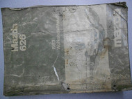 1983 Mazda 626 Service Repair Shop Manual FACTORY OEM BOOK RARE 83 WORKSHOP