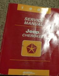 1997 JEEP CHEROKEE Service Repair Shop Manual FACTORY OEM MOPAR Book