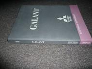 2009.5 2009 MITSUBISHI Galant Electrical Supplement Service Repair Shop Manual