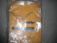 1958 Ford Thunderbird T-Bird Service Shop Repair Workshop Manual OEM 1958