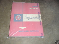 1961 GM Buick Special Service Shop Repair Workshop Manual OEM 1961 Book Factory