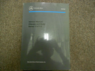 1968 1976 MERCEDES BENZ Chassis & Body Series 114 115 Service Shop Manual OEM x