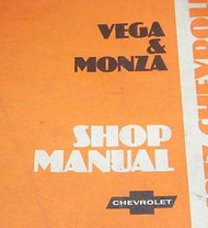 1977 Chevrolet Chevy MONZA Service Repair Shop Manual 77 DEALERSHIP OEM BOOK