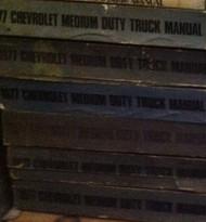 1977 Chevy Chevrolet MEDIUM Duty Truck Service Shop Repair Manual DEALERSHIP 77