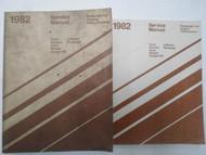 1982 Dodge Chrysler Plymouth Front Wheel Drive Service Manual Set MANY MODELS 82