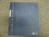 1998- 1999- Saab 9-5 Technical Overview Additions Data Service Manual SET