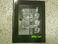 1999 Arctic Cat Kitty Cat Service Repair Shop Workshop Manual FACTORY OEM x