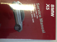 2000 2001 2002 2003 2004 2005 2006 BMW X5 X 5 X-5 Service Shop Repair Manual x